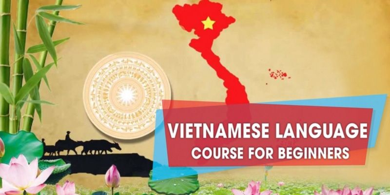 Vietnamese language course for beginners